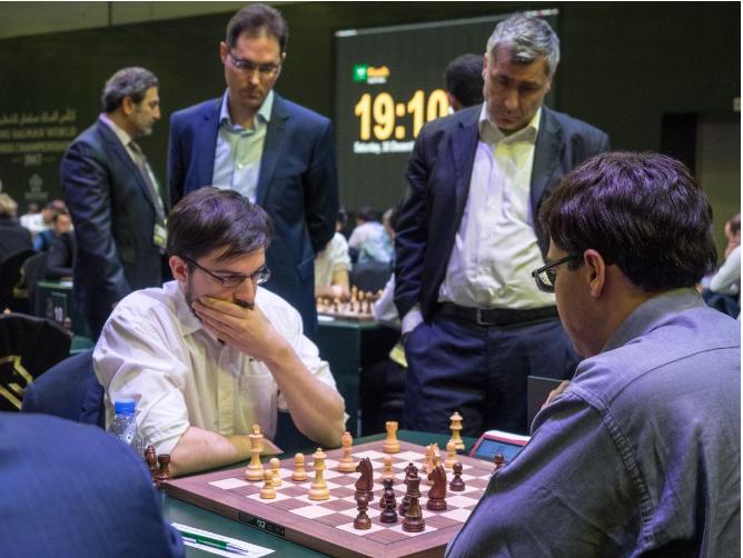 2017-12-31 13_48_43-Carlsen Magnificent On Final Day, Wins World Blitz - Chess.com