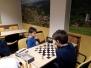 šachový turnaj mládeže prosinec 2017