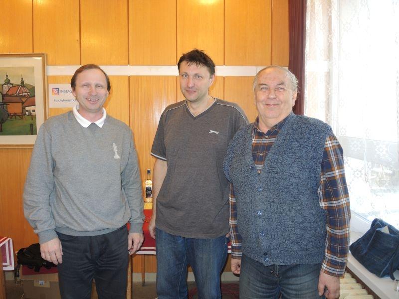 004 Zdeněk Hába, Miroslav Procházka a Milan Babula
