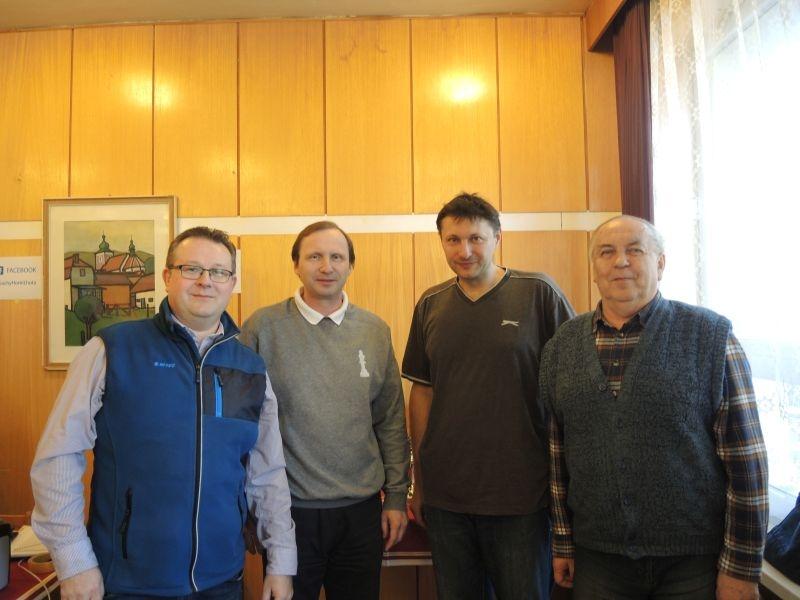 005 Roman Hlavička, Zdeněk Hába, Miroslav Procházka a Milan Babula
