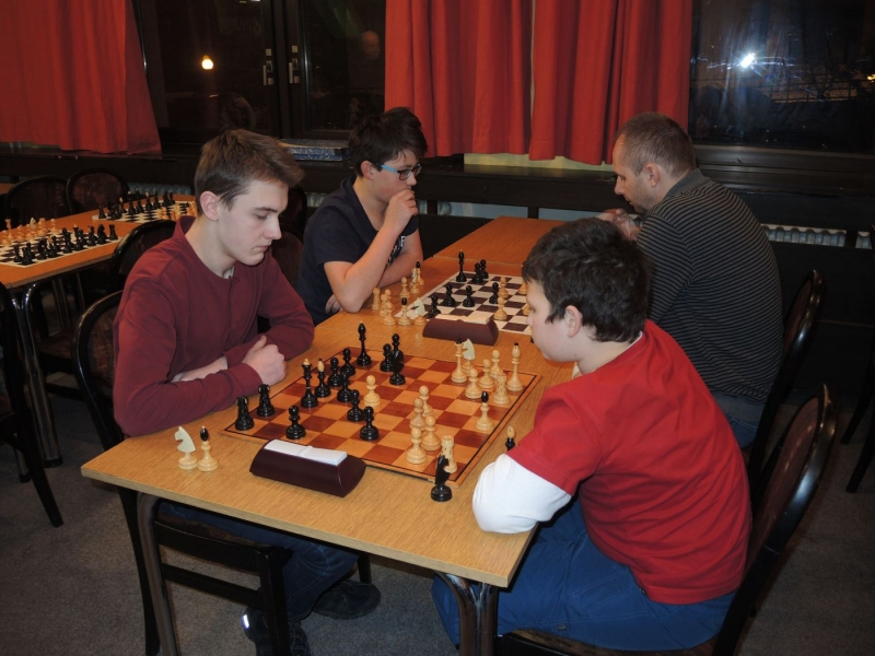 Šachový turnaj ve Zlíně 30. 12. 2015