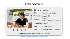 2016-08-23 07_25_32-Peter Schreiner chess games and profile - Chess-DB